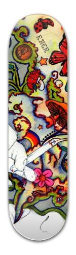 "Raer ""Nature Trip"" Banger Park Skateboard 8.5 x 32 1/8"