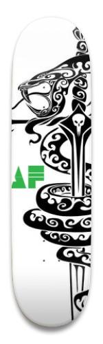af Serpentine Park Skateboard 8.5 x 32.463