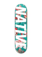 Native Banger Park Skateboard 7 7/8 x 31 5/8