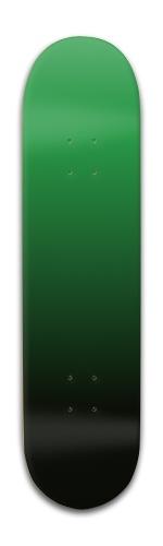 Cray green Banger Park Skateboard 8 x 31 3/4