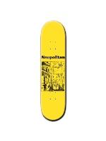 Neopolitan x MGMT Deck Banger Park Skateboard 8 1/4  x 32