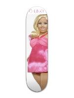 Chunky Doll Banger Park Skateboard 8 x 31 3/4