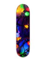 christmas Banger Park Skateboard 8 x 31 3/4