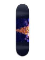 christmas tree 2 Banger Park Skateboard 8 x 31 3/4