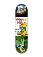 18+ Banger Park Skateboard 7 7/8 x 31 5/8