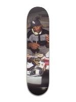 Eazy-E x Ricky Powell Hilton Hotel  Banger Park Skateboard 8 x 31 3/4