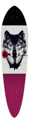 Rose wolf Classic Pintail 10.25 x 42