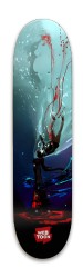 Tower of god red Park Skateboard 8 x 31.775