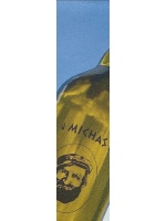 Michas Custom longboard griptape