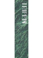 trippin Custom longboard griptape