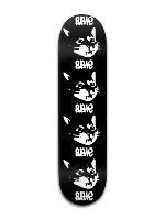 Sushe Cat Banger Park Skateboard 8 x 31 3/4