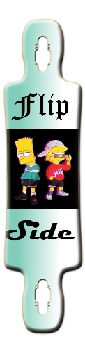 bart and lisa Gnarliest 40 2015
