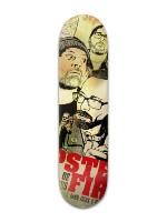 Dumpster Fire The Movie Banger Park Skateboard 8 x 31 3/4