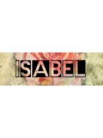Isabel Sticker 11.5  x 3.75 Bumper Sticker