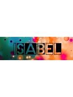 REAL Isabel 2.0!!! Sticker 11.5  x 3.75 Bumper Sticker