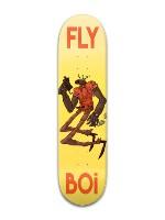 Fly Boi 2.0! Banger Park Skateboard 8 x 31 3/4