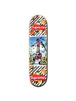 Shemars perfect board Banger Park Skateboard 8 1/4  x 32