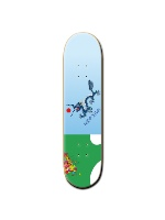 "Neopolitan """" Deck Banger Park Skateboard 8 1/4  x 32"