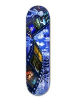 MAGZ FINALLY Banger Park Complete Skateboard 8.5 x 32 1/8