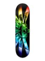 zelda board Banger Park Skateboard 8.5 x 32 1/8