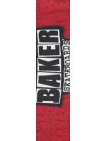 Baker Custom longboard griptape