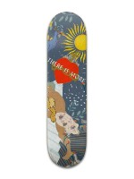 There is more Banger Park Skateboard 8 x 31 3/4