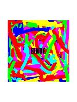 ELHUE. sticker Sticker 4 x 4 Square