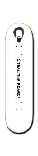 SOAB Banger Park Skateboard 8 1/4  x 32