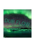 DUB FLOW Sticker 4 x 4 Square