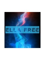 Ella Free Sticker Sticker 4 x 4 Square
