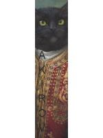 CAT by ZAKIROV Custom longboard griptape