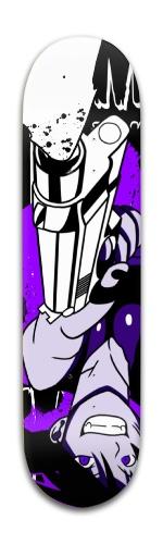 BLAM BLAM Banger Park Skateboard 8 x 31 3/4