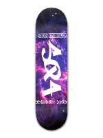 Squadron 4 Gabe Brookes Signature B Banger Park Skateboard 8.5 x 32 1/8