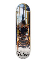 Eden Banger Park Skateboard 8.5 x 32 1/8