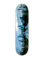 durty souf Banger Park Skateboard 8 x 31 3/4