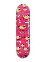 Ugandan Knuckles Banger Park Skateboard 8 x 31 3/4