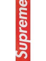 Supreme Custom longboard griptape