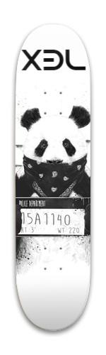 panda Park Skateboard 8 x 31.775