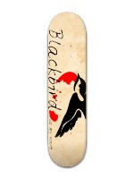 Blackbird Banger Park Skateboard 7 7/8 x 31 5/8