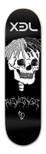 Deadhead Banger Park Complete Skateboard 8.5 x 32 1/8