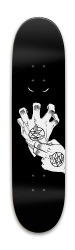 Fullmetal Alchemist Roy Mustang Park Skateboard 8 x 31.775