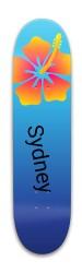 Sydney's board Park Skateboard 8 x 31.775