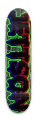 JETTSON1 Park Skateboard 8 x 31.775