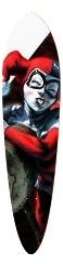 Harley Quinn Classic Pintail 10.25 x 42
