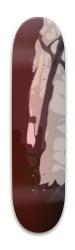 Treeboard Park Skateboard 8 x 31.775