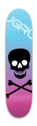 JGirl Basic Park Skateboard 7.88 x 31.495