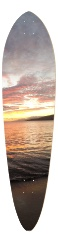 Maui Sunset Classic Pintail 10.25 x 42