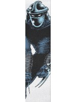 the shredder Custom skateboard griptape