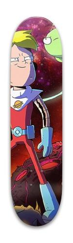 Garry final space Park Skateboard 8 x 31.775