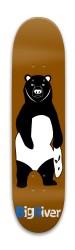 FakePanda Park Skateboard 8 x 31.775